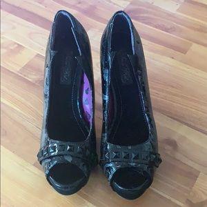 Iron Fist high heels